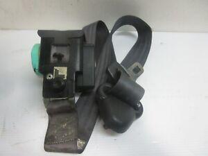 Jeep Wrangler TJ OEM Mopar Driver Seat Belt 1997-2002 Agate Gray Seatbelt  1315