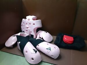 Century Pink Boxing MMA Martial Arts Gear Head Gloves Shoes