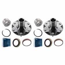 FRONT WHEEL HUB&KOYO BEARING KIT FOR TOYOTA 4RUNNER SEQUOIA TUNDRA 4WD ONLY PAIR