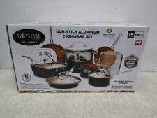 New listing Gotham Steel 15 Piece All-In-One Cookware Set,1752Mo