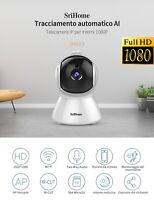 TELECAMERA IP CAM CAMERA HD 1080P WIRELESS LED IR 2MP MEGAPIXEL INTERNET ONVIF