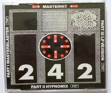 Front 242 - Masterhit - 1990 Belgium CD - Red Rhino Europe - RRE CD 9 - N MINT