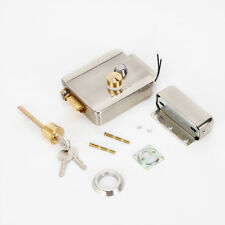 Stainless Steel Electronic Door Lock For Wired Video Doorphone Intercom DC 12V