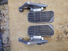 1986 Kawasaki ZG1200 ZG 1200 Xll Voyager Rear Passenger Floor Boards