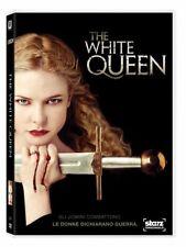 Dvd The White Queen - Serie Completa (4 DVD) *** Contenuti Extra ***....NUOVO