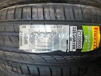 225/35/19 Pirelli P1 XL Brand New Tyre 2253519