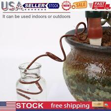 3pcs Automatic Watering Device Outdoor Indoor Garden Plant Self Dispenser