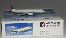 Schabak / Schuco 403551488 Airbus A321-131 Air Macau B-MAP in 1:600 scale