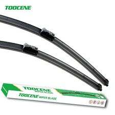 pair 26+20 Windshield Wiper Blades For Volvo V70 V90 XC60 XC70 windscreen wiper