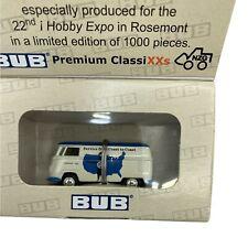 Bub 1/87 VW Type I Transporter Box Van 2006 iHobby Expo Limited Edition Diecast
