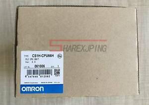 1PC Brand NEW Omron PLC module CS1H-CPU66H