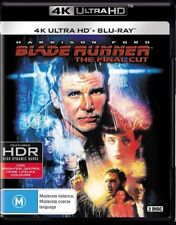 Blade Runner M Rated Blu-ray Discs-ray Movies