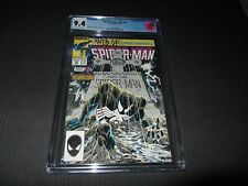 Web of Spider-Man 32 CGC 9.4 NM, Classic Mike Zeck Kraven Cover (Marvel 1987)