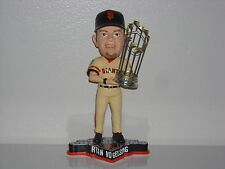 RYAN VOGELSONG San Francisco Giants Bobble Head 2012 WS Champs Trophy New
