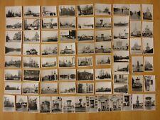 Konvolut alte Fotos: 73 x altes Foto vmtl. meist Russland Moskau ?