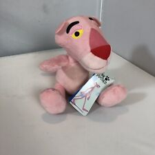 Pink Panther Plush Stuffed Animal 7� Tall Sitting Toy Factory 2018 with Tag