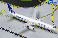Copa Airlines Boeing 737 Max 9 Hp-9901cmp Gemini Jets Gjcmp1820 Scale 1 400