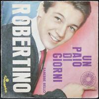 Robertino - Un Paio Di Giorni - CAROSELLO - CI 20118 - Vinile V011035
