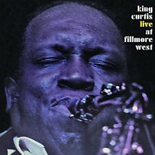 King Curtis - Live at Fillmore Qwest [New Vinyl LP] Holland - Import