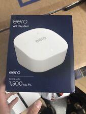 eero Single Unit Wi-Fi Router J010111