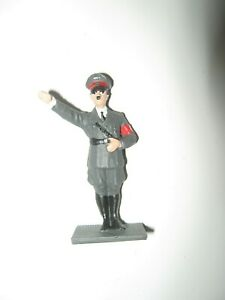 The German leader figure on parade excellent /cond 1/35  all metal