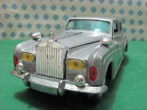 Vintage - ROLLS-ROYCE  Silver Cloud II  -  1/29  Nacoral S.A. - NMint box