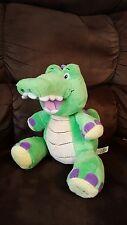 "Luv n Care Plush Alligator Nuby Tickle Toes 2014 tickle toes 10"" Crocodile 3+"