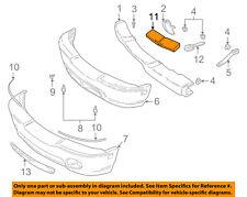 GMC GM OEM 98-04 Sonoma Front Bumper-Spacer Support Bracket 15016974