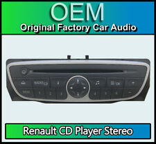 Renault Megane 3 III CD player, Renault 281150030RT car stereo with radio code