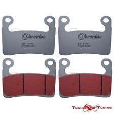 Pasticche Anteriori BREMBO SA Sinter Per BMW R 1100 R  1997 97 07BB24SA