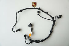 Porsche 971 Panamera Wiring Harness Cable Loom Bumper Wiring V Pdc
