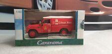 CARARAMA - LAND ROVER 109 - ROYAL MAIL POST BUS - 1/43 SCALE MODEL CAR