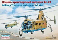 Eastern Express 1/144 Transport Helicopter Yak-24 EE14515
