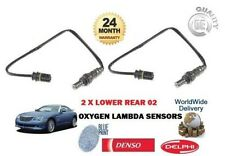 FOR CHRYSLER CROSSFIRE 3.2 2003-2007 NEW REAR LOWER LOW 02 OXYGEN LAMBDA SENSOR