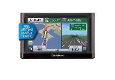 "Garmin Nuvi 65LMT 6"" GPS Navigation System Lifetime Maps Traffic 010-01211-04"