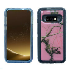 For Samsung Galaxy S10 S10+ S10e Phone Case Heavy Duty Rugged Hard Armor Cover