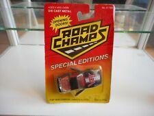 Road Champs Chevrolet Corvette in Black on Blister