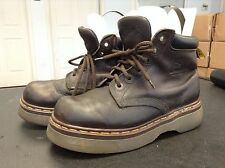 Dr. Martens Brown Leather Casual boots Women's Size 9
