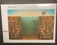 Ingood 1000 Piece Jigsaw Puzzle Landscape Series Factory Sealed Brand New