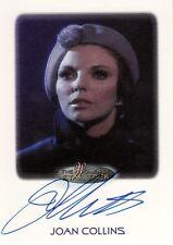 Women Star Trek 2010 Joan Collins as Edith Keeler Auto Card