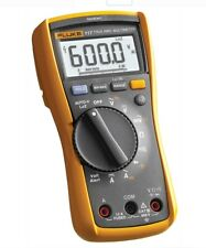 New Fluke 117 Electrician's Digital Multimeter with Non-Contact Voltage Electron