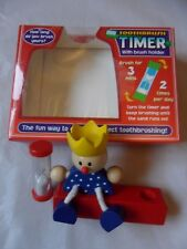 *CHILDRENS' TOOTHBRUSH TIMER WITH BRUSH HOLDER*  Making toothbrushing fun