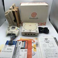 Sega Dream Cast Console HKT-3000 Working NTSC-J(Japan)  Dreamcast