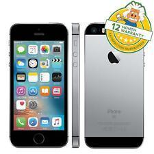 Apple iPhone SE 128GB - (Unlocked) - Space Grey - iOS Smartphone - GRADE A