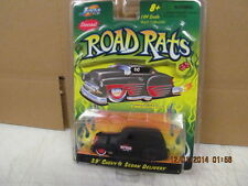 """Jada Toys  Road Rats """"39 Chevy Sedan Delivery""""  1:64 Scale   MIP!!  Hot Rods!!"""