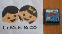 Jeu Nintendo DS / 2DS / 3DS HOT WHEELS TRACK ATTACK (VF) - Jeu en LOOSE