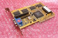 Fastware AG110G Trident 3D Image 9750 VGA Graphics Processing Unit GPU VideoCard