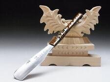 Medium Blade! Shave Ready! TAMAHAGANE NAGAMASA J*apanese Straight Razor #A-180
