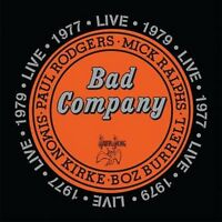 Bad Company - Live 1977 & 1979 - New Double CD