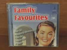 FAMILY FAVOURITES - Over 50 Wonderful Memories From The Golden Age Of Radio